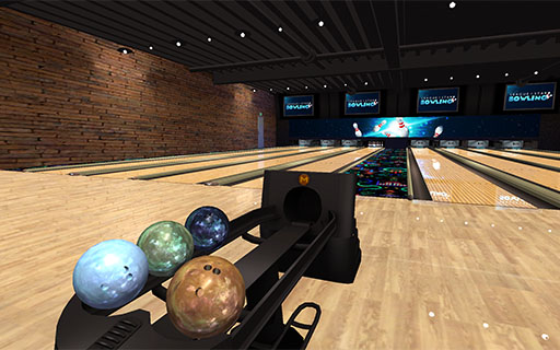 League Star Bowling Apple TV Screenshot