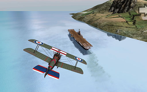 Flight Simulator Android Screenshot