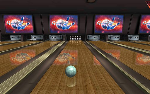 Google Play Ten Pin Bowling