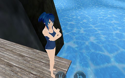 Cliff Diving Screenshot Google Play